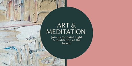 Paint Night & Sounbath + Reiki Meditation tickets