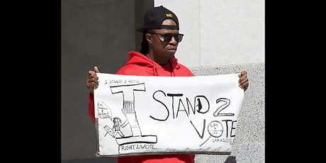 """""""I STAND 2 VOTE"""" music video screening & discussion: GET READY, SET, VOTE! tickets"""