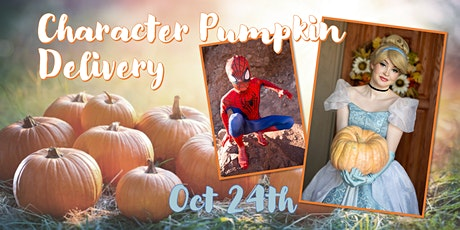 Character Pumpkin Delivery tickets