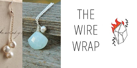 Learn the Basic Wire Wrap & Never Stop Making Jewelry with This Easy Skill tickets
