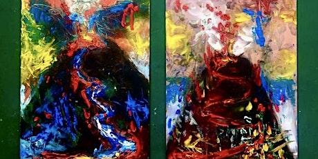 Paulfuguet Pop Up Art exhibit tickets