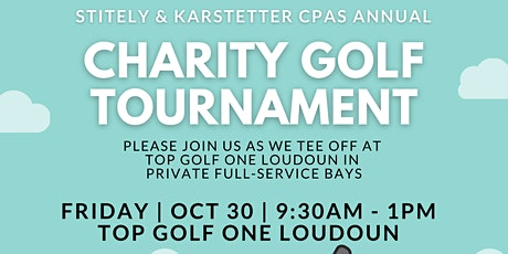 Stitely & Karstetter Annual Charity Golf Tournament: Paws of Honor tickets