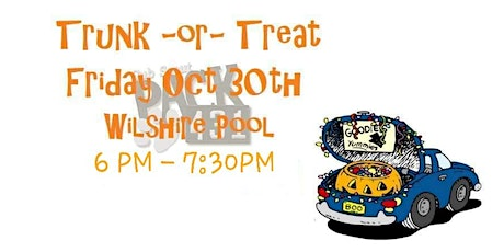 Trunk or Treat - Pack 431 tickets