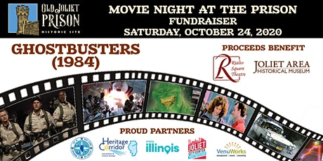 Movie Night Fundraiser at Old Joliet Prison - Ghostbusters tickets