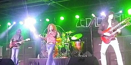 Zed-Leppelin Rocks TAK tickets