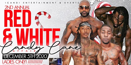 2nd Annual Red&White Candy Cane Affair tickets