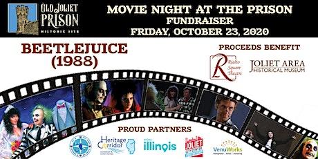 Movie Night Fundraiser at Old Joliet Prison - Beetlejuice tickets