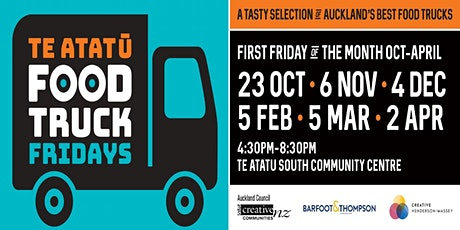 Te Atatu Food Truck Fridays tickets