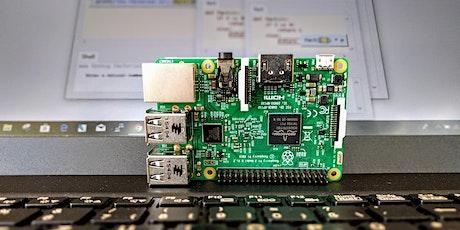 FabLabKids: Im Coding-Camp zum Coding-Champ (Raspberry Pi + Python) 4-tägig Tickets