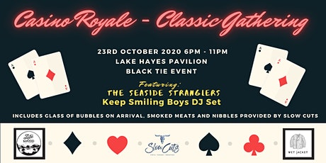 Casino Royale - Classic Gathering tickets
