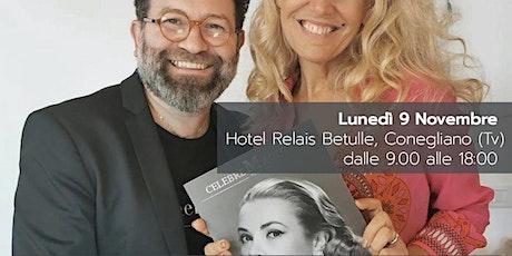 Corso pieghe di tendenza con Hair Designer Art Director Carmelo Spina biglietti