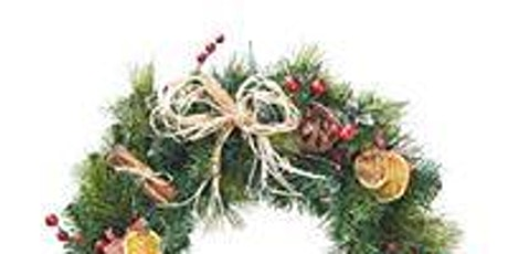 DIY FESTIVE WREATH MAKING KIT tickets
