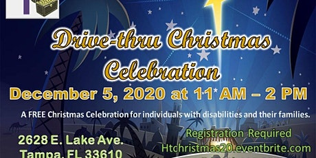 Drive-thru Christmas Celebration tickets