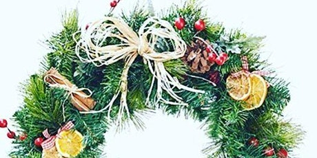 FESTIVE WREATH MAKING CLASS tickets