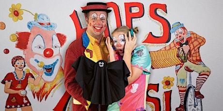 Hops und Hopsi feiern Halloween Tickets