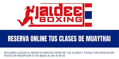 Clases JaideeBoxing Muaythai KIDS 1 (6 a 9 años) tickets