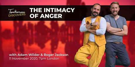 The Intimacy of Anger tickets