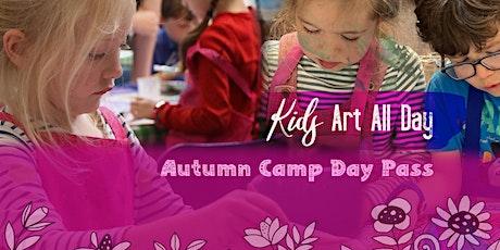Autumn Art Camp: All Day Pass tickets