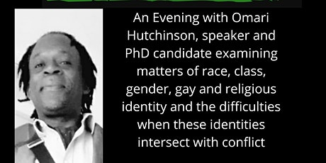 Dartford Labour Black History Month Series - A Talk with Omari Hutchinson tickets
