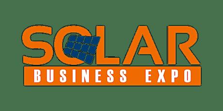 International Solar Business Expo 2021: Canada tickets