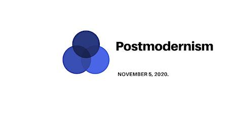Philosophy Night: POSTMODERNISM tickets