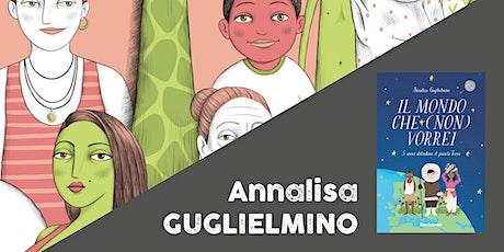 Futuro prossimo > Annalisa Guglielmino (I-II-III PRIMARIA) biglietti