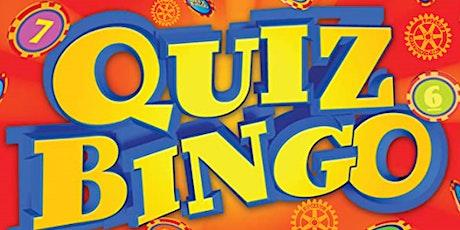 Hatfield Rotary Charity Quiz Bingo tickets