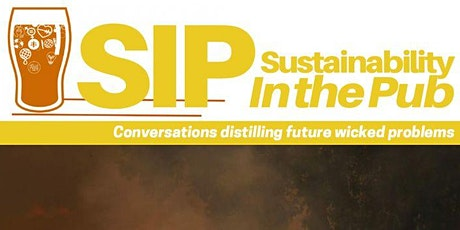 Sustainability in the Pub October 2020 tickets