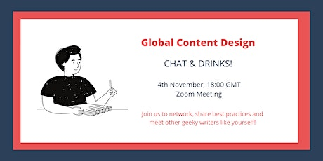 Content Designers Chat tickets