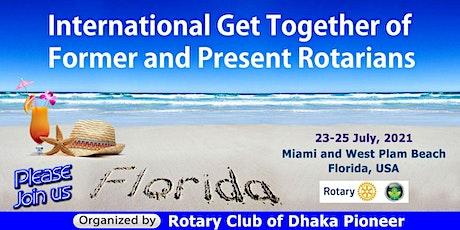 International Get Together of Former & Present Rotarians tickets