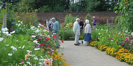 Guy's Cliffe Walled Garden Visitor Days tickets