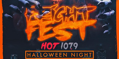 Halloween Fright Fest tickets