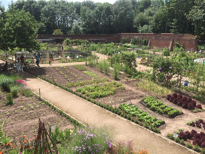 Guy's Cliffe Walled Garden Visitor Days image