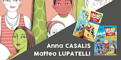 Il mondo salvato dai lemming > Casalis e Lupatelli (II-III PRIMARIA) biglietti