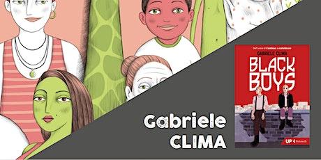 Black Boys > Gabriele Clima (I-II-III SECONDARIA DI 2^ GRADO)