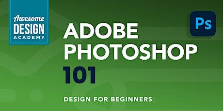 Adobe Photoshop 101 Series tickets