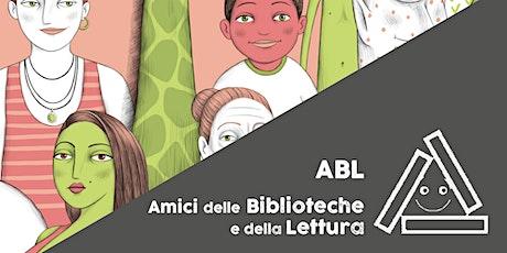 Vicino a te c'è un mondo! > ABL (I-II PRIMARIA) biglietti