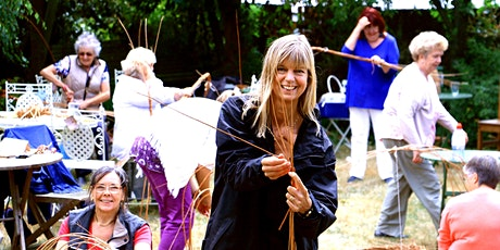 Beginners Willow Weaving Workshop tickets