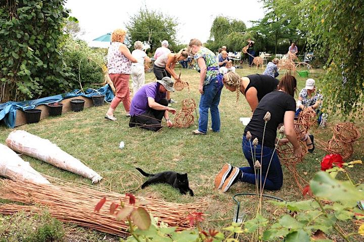 Advanced Willow Weaving Animal Workshop image