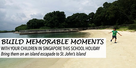 Island Escapade on St John's Island for Families tickets