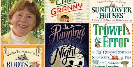 Sharon Lovejoy: Finding Wonder In Organic Gardening tickets