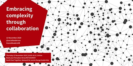 North East Together event 20: Embracing complexity through collaboration tickets