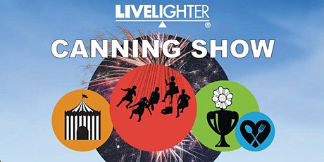Canning Show 2020 presented by LiveLighter tickets