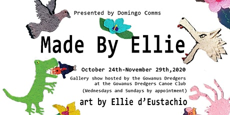 Made by Ellie Opening Reception tickets