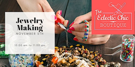 Virtual Teachers Convention Camp: Jewelry Making tickets