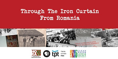 """Through the Iron Curtain - From Romania"" Film Screening tickets"