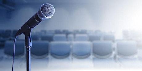 Speaker alert! - Job Application & Interview Strategies tickets
