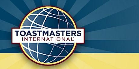 Toastmasters Padova - Episodio 18 biglietti