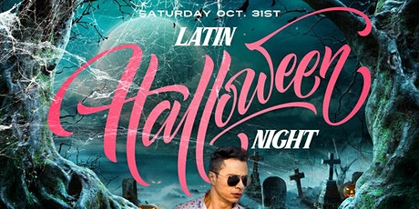 Latin Halloween Night with Marc Anthony Tribute tickets