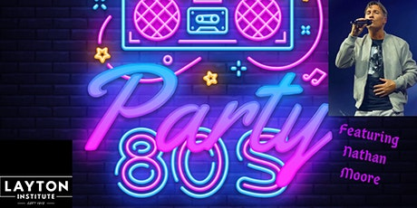 BACK TO SKOOL - 80s STYLE WITH NATHAN MOORE tickets